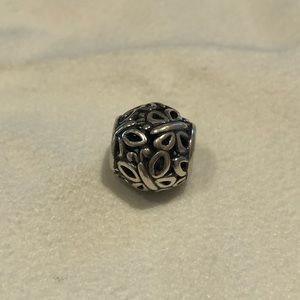 Discontinued Pandora butterfly all over charm